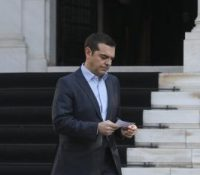 Ґрецькый парламент высловив довіря свойому премьерові