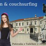 Piran & couchsurfing