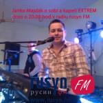 Janko Majdak – kapela EXTREM 9. 6. 2015