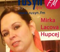 Mirka Lacova Hupcej Roušova 2. 6. 2015