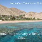De možeme putovaty z Bratislavŷ – Eilat