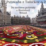 De možeme putovaty z Bratislavŷ – Brusel