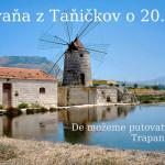 De možeme putovaty z Bratislavŷ – Trapani