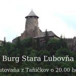 Burg Stara Ľubovňa
