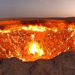 V Turkmenistaňi horiť gaz už 45 rokiv