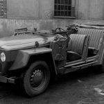 Škoda 1101 mala i vojeňsku verziju