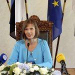 Estonija mať na čoľi deržavŷ peršŷj raz prezidentku
