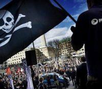 Piratŷ majuť svoju političnu parťiju