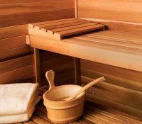 Perša fiňska sauna bŷla v Čechoslovakiji v kupeľach Štos