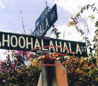 Havajskŷj alfavit mať lem 12 bukv