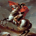 Napoleon cyganyv svojich vojakiv, žebŷ jich motivovav