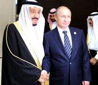 Савдьскоарабскый краль не прийде на саміт