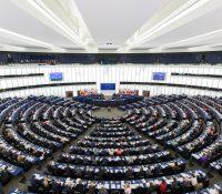 Пеллеґріні на своїм першім самітї ЕУ