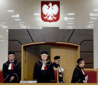 Польскый президент підписав третю пропозицію закона з області реформы польского судництва