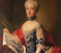 Марія Терезія мать в гуменскім замку свою ізбу