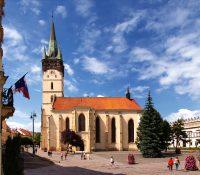 Ку кінцю 2017 року жыло в Пряшівскім краю 15,1 процента з цілкового чісла обывателів Словакії