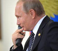 Рускый презідент хоче своїм кроком передыйти масакру на русско-українскых границях