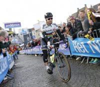 Петра Саґана вышмарили з Тур де Франце