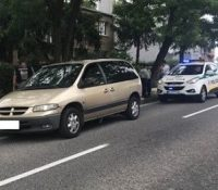 Коло Братіславы затримали авто з міґрантами