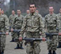 Нїмецько позаставило збройны проєкты з Турціов