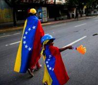 Цілодержавный протест у Венезуелі