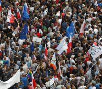 Поляци протестовали