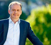 Презідент Андрей Кіска на навштіві в Австрії