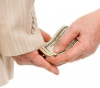 Фірмы завязали сю помагати наголошователям корупції