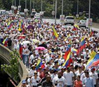 Штрайк у Венезуелі