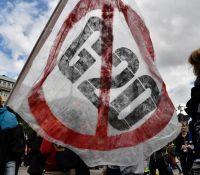 Поход одпорцїв саміту Ґ20 закінчіли, по зражках дакілько зраненых