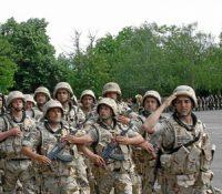 В Булгарску ся зачало велике воєнске треновання