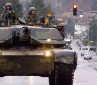 Через Словакію піде воєньска техніка