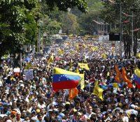 17 жертв выжадали протесты во Венезуелі