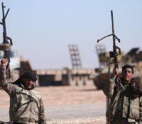 Курдьскы боёвници затримали в Сірії вызначного члена Ісламского штату