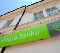 Сбербанк заникла, злучіла ся з Пріма банков