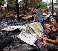 Мослімскы утокы в Мянмарьску мають 32 жертв