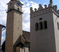 Перед костелом св. Едіґія в Попраді выставують репліку образу з 1484 року