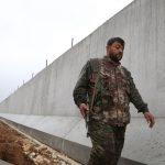 SYRIA-TURKEY-CONFLICT-BORDER-FENCE