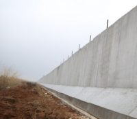 Турці будують мур на граніці з Іраном
