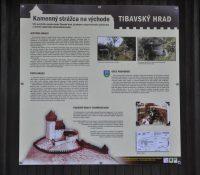 Тібавскый град ся тїшить інтересу турістів