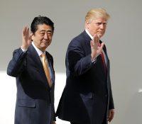 Доналд Трамп і Шінзо Абе будуть координувати крокы на заставліня одпалюваня северокорейскых ракет