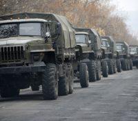Через теріторію Словакії будуть зась переходити армадны конвої