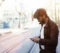 Мобілне банковництво ся з рока на рік ставать популарнішым