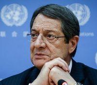 Ціперьскый презідент в ОСН: Анкара хоче з Ціпру турецькый протекторат