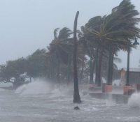 Швыдкость вітра гурікану Марія досягує 280 кілометрів за годину