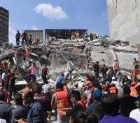 Мексіко засягло землетрасіня с маґнітудов 7,1