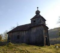 V деревянім Ґрекокатолицькім храмі Вознесенія Господа в Шмыґовці ся одбывать выстава