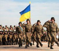 На Україны ся од вчера зачало велике командірьске і штабне тренованя