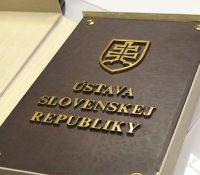 Словакія собі припоминать 25. юбілей приятя уставы