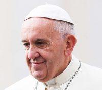 Папа римскый выменовав новых кардіналів